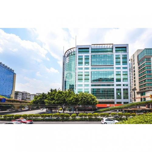 广州国际银行中心大厦