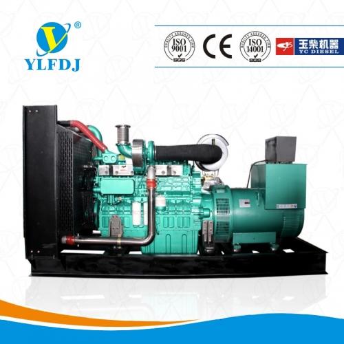 500kw广西玉柴柴油发电机组