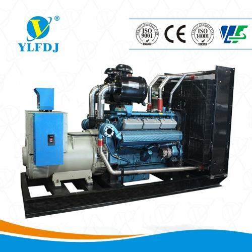 600KW上海东风柴油发电机组