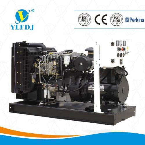珠海144kw帕金斯发电机